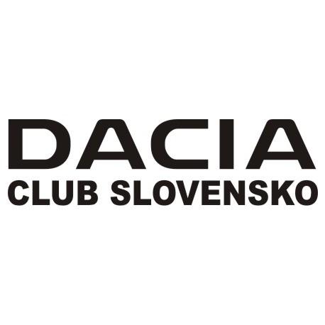 Dacia logo fan
