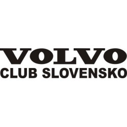 Volvo logo fan