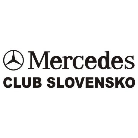 Mercedes logo fan