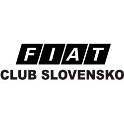 Fiat logo fan