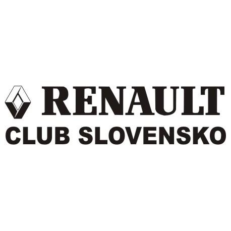 Renault logo fan