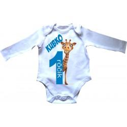 NN1- Detské body - žirafka